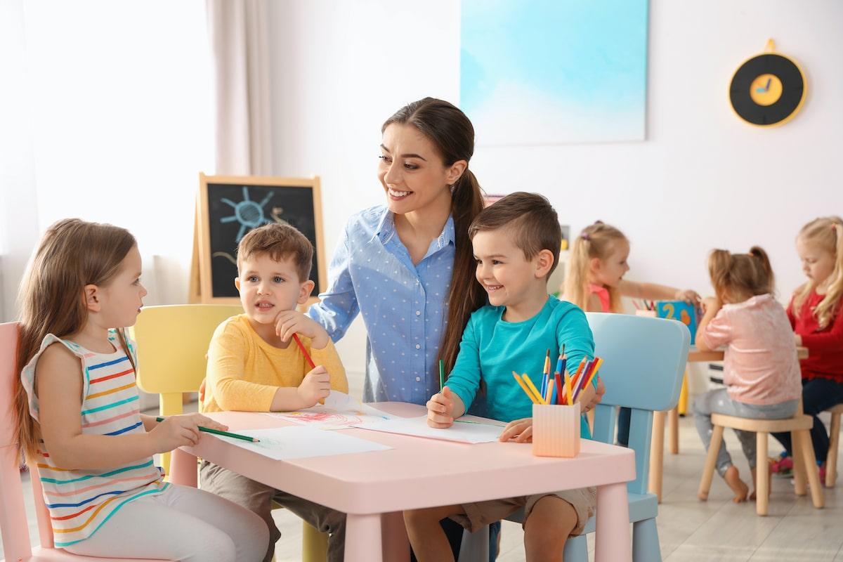 Déjà Prêt Pour La Maternelle? Faites Le Quiz!
